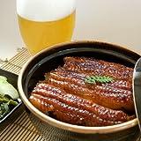 天神蔵 地ビール3種と国産うなぎ蒲焼き詰合せ