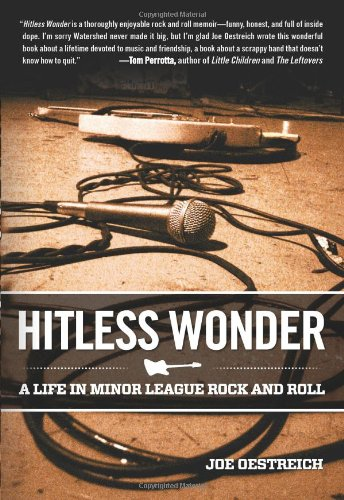 Hitless Wonder: A Life in Minor League Rock and Roll: Joe Oestreich: 9780762779246: Amazon.com: Books
