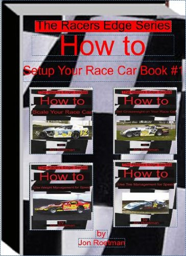 """How to"" Setup any Race Car to WIN!"