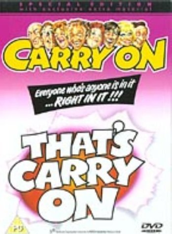 THAT'S CARRY ON [IMPORT ANGLAIS] (IMPORT) (DVD)