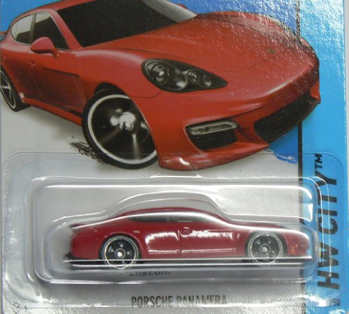 Hot Wheels - HW City 40/250 - Porsche Panamera - 1
