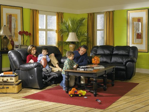 Buy Low Price AtHomeMart BlackReclining Sofa, Loveseat, and Recliner Set (ASLY4660088_4660086_4660025_3PC)