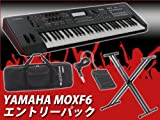 YAMAHA MUSIC PRODUCTION SYNTHESIZER MOXF6 エントリーパック
