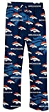 Denver Broncos Blue Keynote Mens Pajama Pants by Concepts Sports (XXL=38-39) at Amazon.com