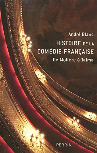 Histoire de la Comédie-Française