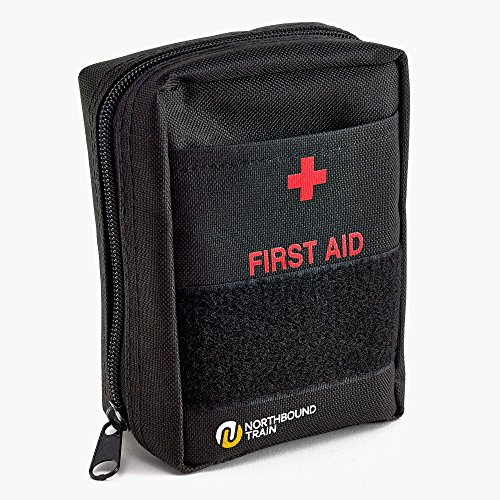 Northbound Train First Aid Kit for Camping, Hiking, Car