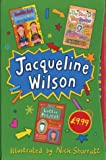 "Image of Jacqueline Wilson Slipcase: "" The Story of Tracy Beaker "" , "" Double Act "" , "" The Lottie Project """