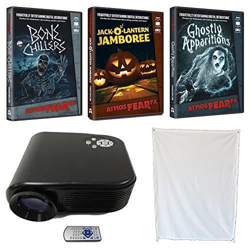 Halloween Projector Decoration AtmosFear Apparitions