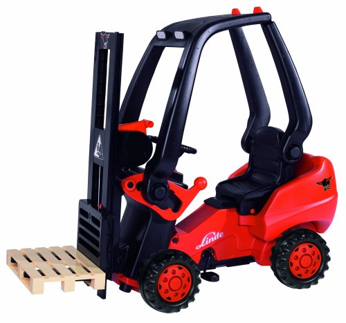 Simba-Smoby Fork Lift Truck