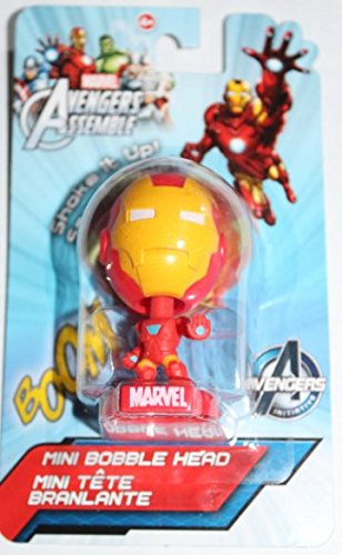 Marvel Avengers Ironman Mini Bobble Head - 1