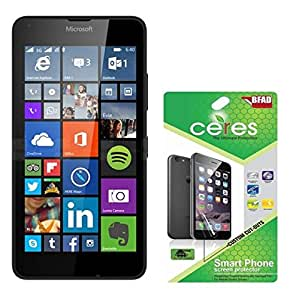 Ceres AquaShieldz Two Ultra Clear & Two Matte Screen Guard Protector For Microsoft Lumia 640 (Pack Of 4)