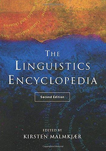 Linguistics Encyclopedia