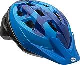 #4: Bell Rally Child Helmet Blue Fins
