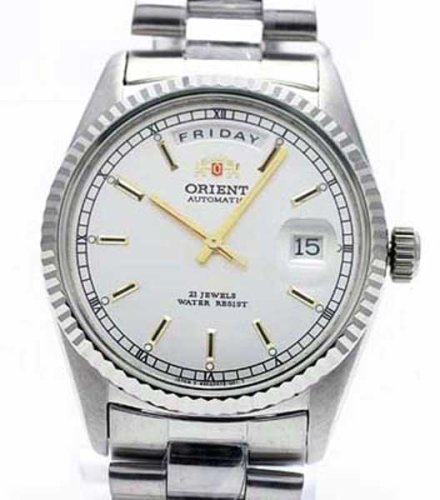 Orient Men's Mineral Glass Water Resistant Watch - Buy Orient Men's Mineral Glass Water Resistant Watch - Purchase Orient Men's Mineral Glass Water Resistant Watch (Orient, Jewelry, Categories, Watches, Men's Watches, Casual Watches)