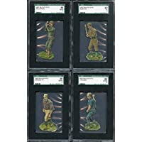 1888 R&S Rafael Tuck Artistic Baseball Complete Set SGC 4 6 7 271190 Kit Young Cards