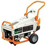 Generac 6000 LP3250 3,250 Watt 212cc OHV Portable Liquid Propane Powered Generator with Tank Holder