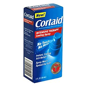 Cortaid Intensive Therapy Cooling Spray (2 fl oz)