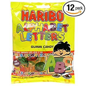Amazon - Up to 20% off select Haribo Candy - up to 20% off