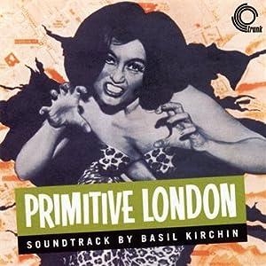Basil Kirchin soundtrack album cover