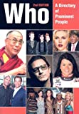 Who: A Directory of Prominent People