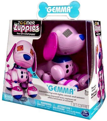 Exclusive Zoomer Zuppies Interactive Puppy - Gemma