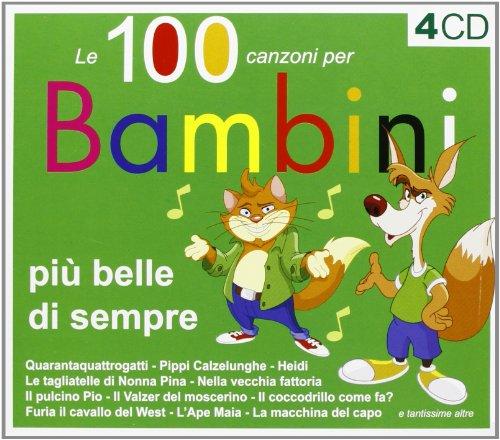 le-100-canzoni-piu-belle-per-bambini