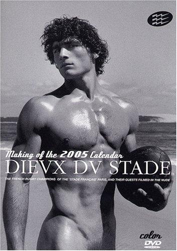 Dieux Du Stade Making Off 2005 Cover Front