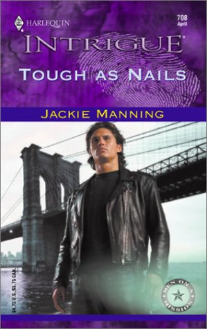 Tough As Nails  (Men on a Mission), JACKIE MANNING