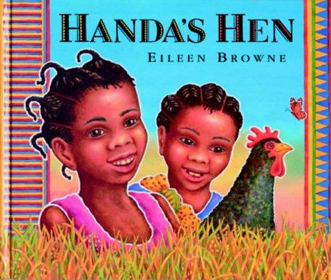 children 39 s books reviews handa 39 s hen bfk no 137. Black Bedroom Furniture Sets. Home Design Ideas