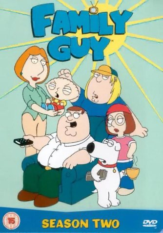 Family Guy - Season 2 [DVD] [1999]