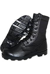 COMBAT Jungle Boot Men in Black