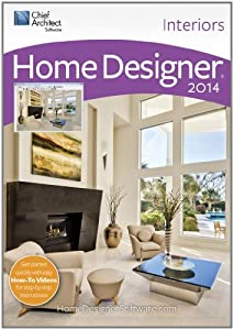 Home Designer Interiors 2014 [Download] by Chief Architect, Inc.