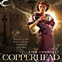 Copperhead: Ironskin, Book 2 (       UNABRIDGED) by Tina Connolly Narrated by Rosalyn Landor