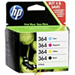 HP No.364 Combo Pack Ink Cartridge