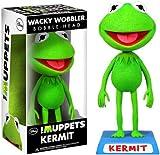 Funko The Muppets: Kermit the Frog Wacky Wobbler