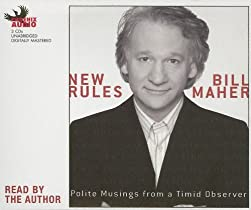 "Cover of ""New Rules: Polite Musings of a ..."