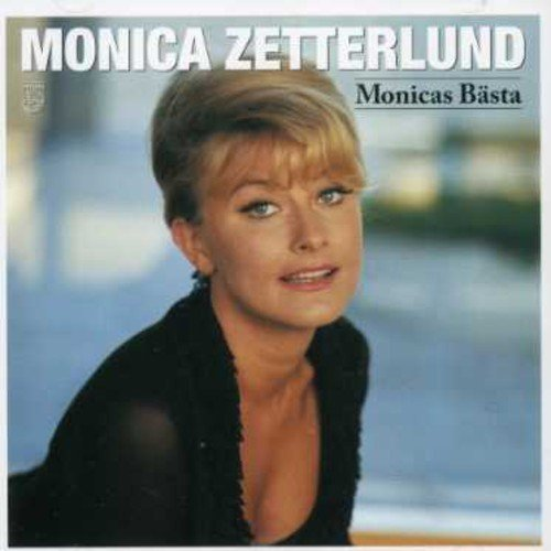 CD : Monica Zetterlund - Monicas Basta Svenska Klassiker (CD)