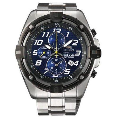 オリエント×スバル BRZ GT300 コラボ 腕時計 世界限定1000本【並行輸入】
