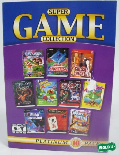 Super Game Collection 10 Pack - 1