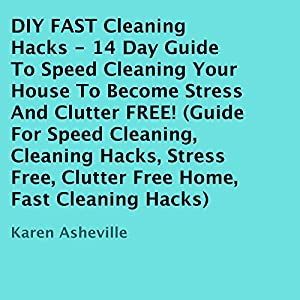 DIY FAST Cleaning Hacks Audiobook