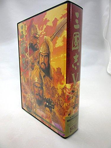 """三国志Ⅴ 3.5""""2HD PC-9800シリーズ"""