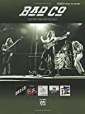 img - for Bad Company Guitar Tab Anthology Authentic Guitar Tab Edition book / textbook / text book