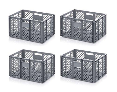 4er-Set-Bckerkiste-Cateringbox-60-x-40-x-32-durchbrochen-inkl-gratis-Zollstock