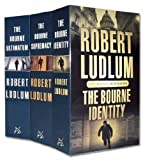 Robert Ludlum Robert Ludlum The Bourne Trilogy 3 Books Pack Set RRP £20.97 (Collection The Bourne identity, The Bourne supremacy and The Bourne Ultimation) (Robert Ludlum The Bourne Trilogy)