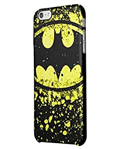 iPhone 6 Case Batman Clear Protective Back Cover at Gotham City Store