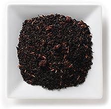 Mahamosa Red Fruits Decaf Tea 2 oz- Flavored Decaffeinated Black Tea Blend with loose leaf decaf Bla