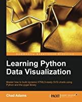 Learning Python Data Visualization Front Cover