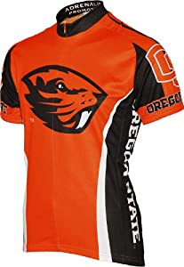 NCAA Oregon State Beavers Cycling Jersey by Adrenaline Promotions