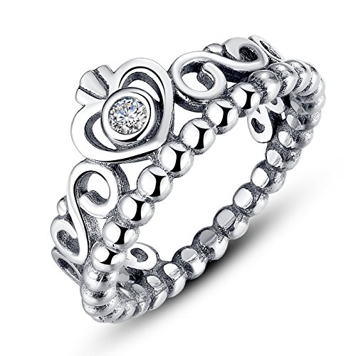wowl-platimum-placcato-principessa-regina-corona-impilabile-anello-di-nozze-con-clear-cubic-zirconia