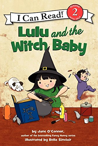 Lulu and the Witch Baby (I Can Read Level 2)